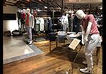 伊勢丹新宿店「イセタンスポーツゲート」においてゴルフのコンセプトショップ『THE GOLF』がオープン